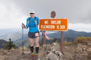 Mt Taylor 50k - September 27, 2014