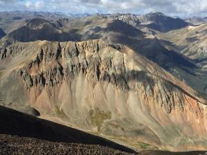 rockslides