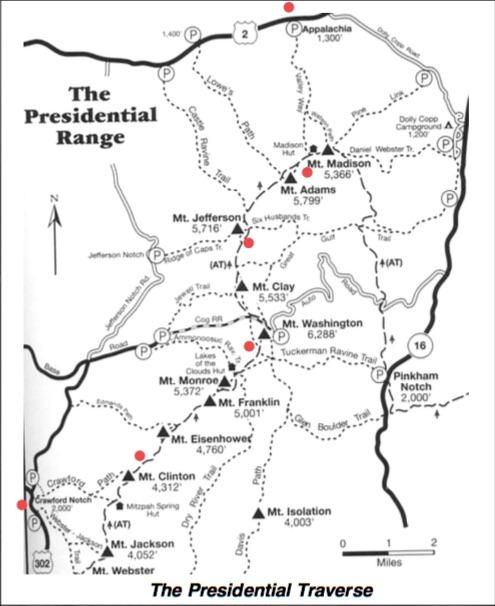 White Mountains Trail Run